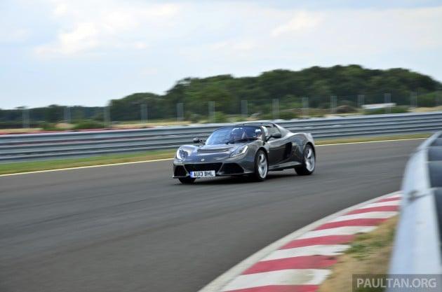 Lotus Exige S Roadster 12