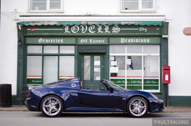 Lotus Exige S Roadster 3