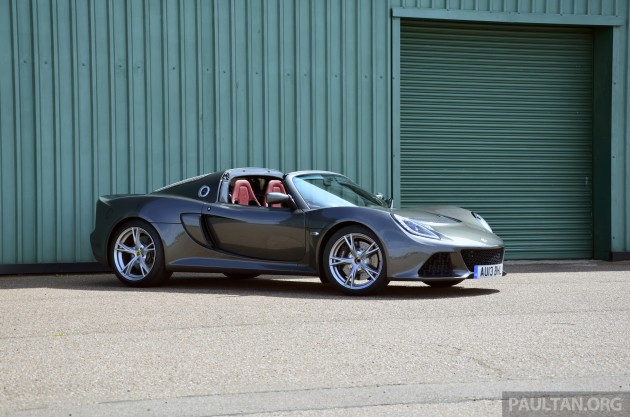 Lotus Exige S Roadster 36