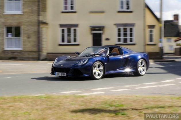 Lotus Exige S Roadster 5