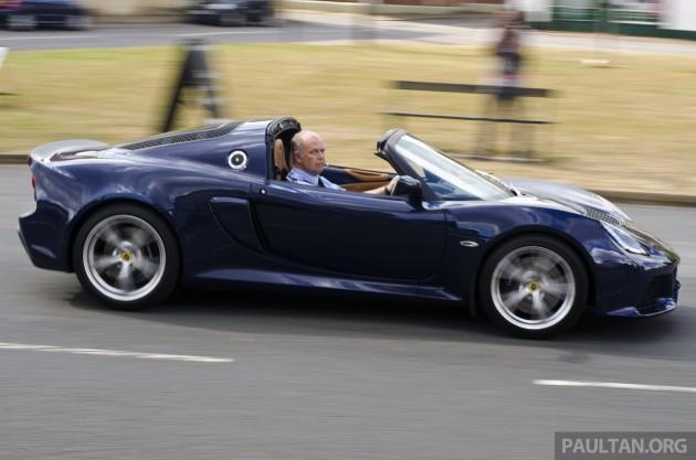 Lotus Exige S Roadster 7