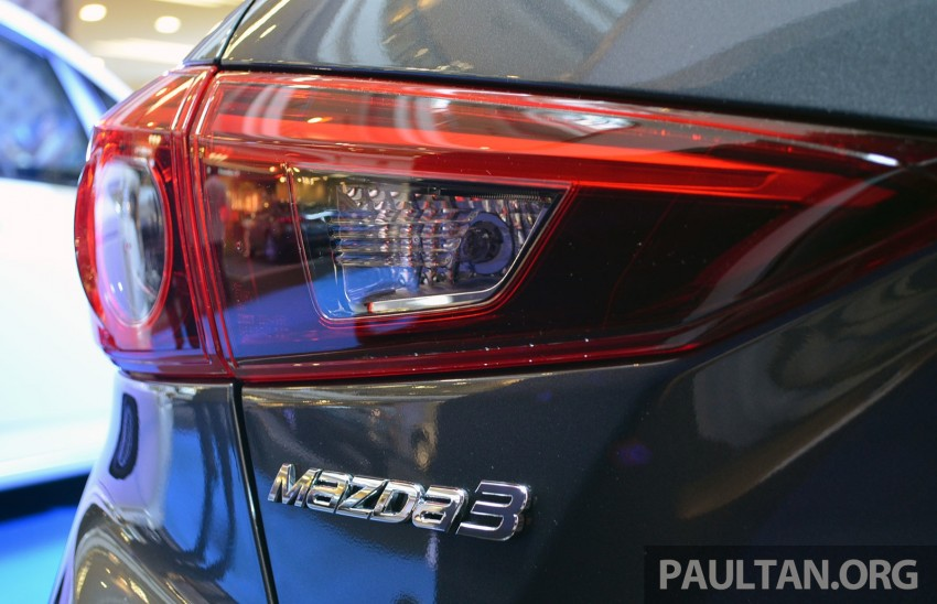 GALLERY: 2014 Mazda 3 previewed in Malaysia Image #209318