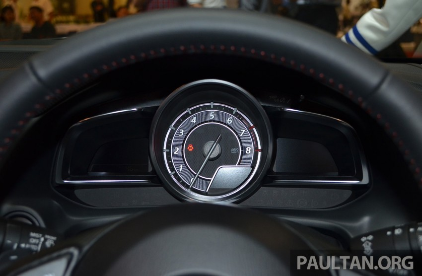 GALLERY: 2014 Mazda 3 previewed in Malaysia Image #209335