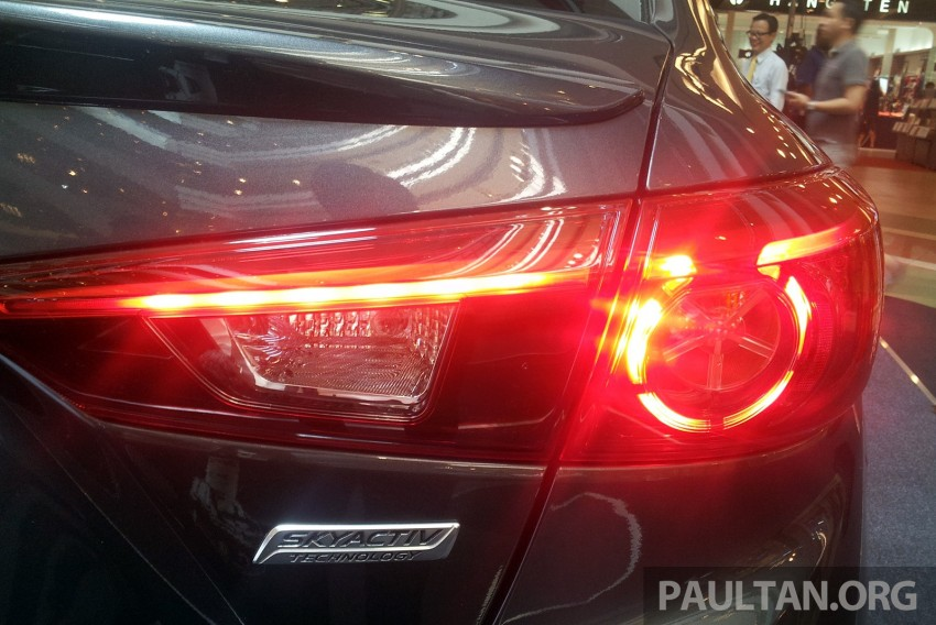 GALLERY: 2014 Mazda 3 previewed in Malaysia Image #209308