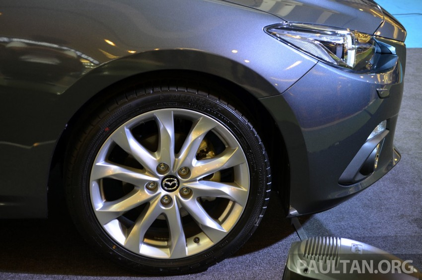GALLERY: 2014 Mazda 3 previewed in Malaysia Image #209313