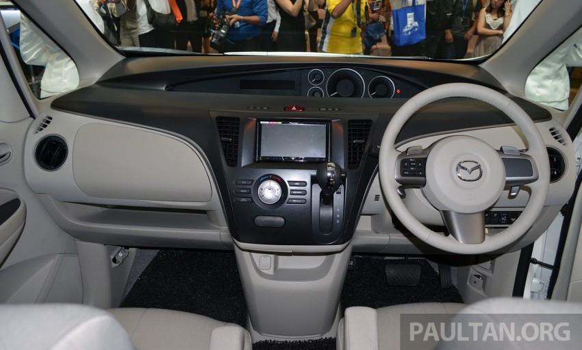 2013 Mazda Biante launched – SkyActiv-G 2.0, RM146k Image #209253