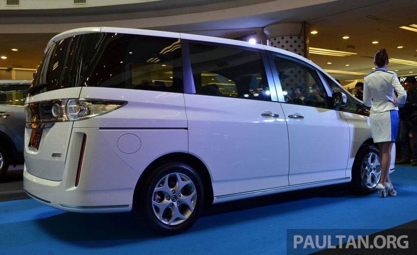 2013 Mazda Biante launched – SkyActiv-G 2.0, RM146k Image #209255