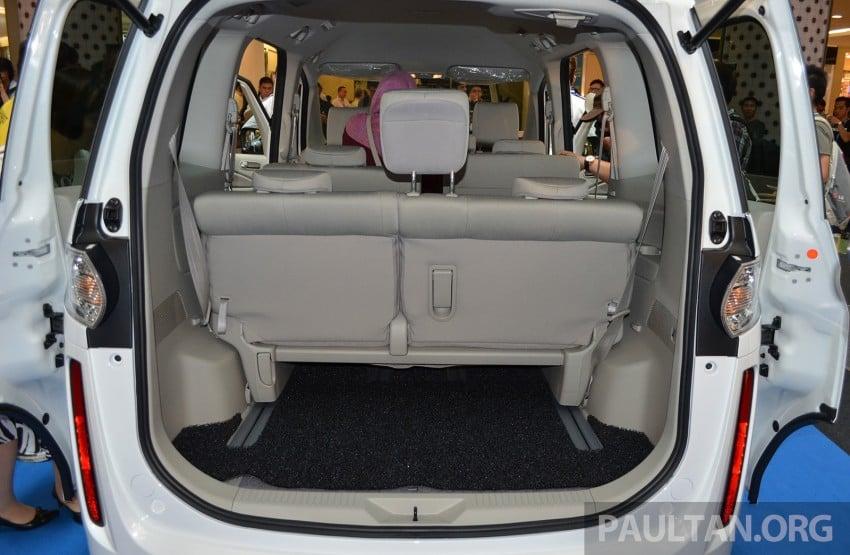 2013 Mazda Biante launched – SkyActiv-G 2.0, RM146k Image #209263