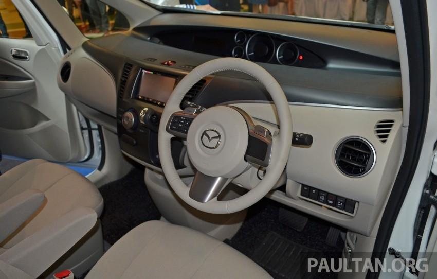 2013 Mazda Biante launched – SkyActiv-G 2.0, RM146k Image #209264