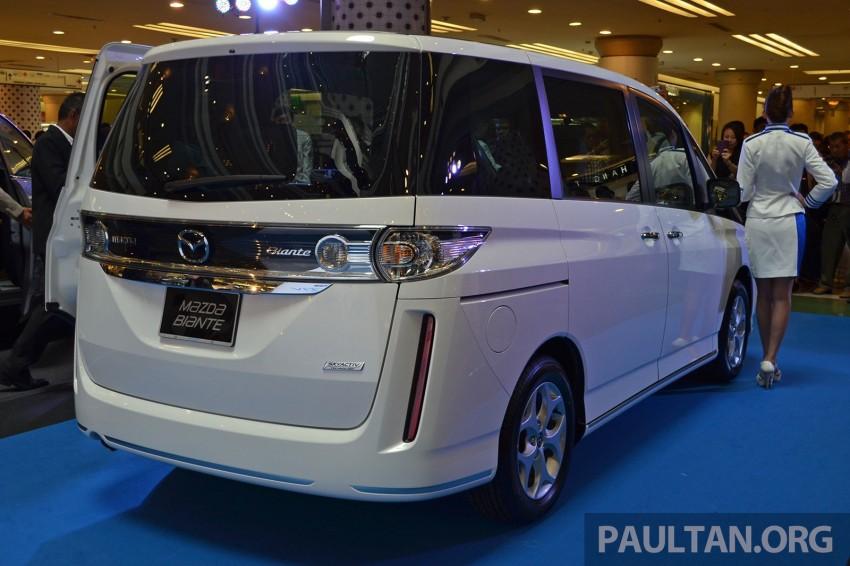 2013 Mazda Biante launched – SkyActiv-G 2.0, RM146k Image #209248