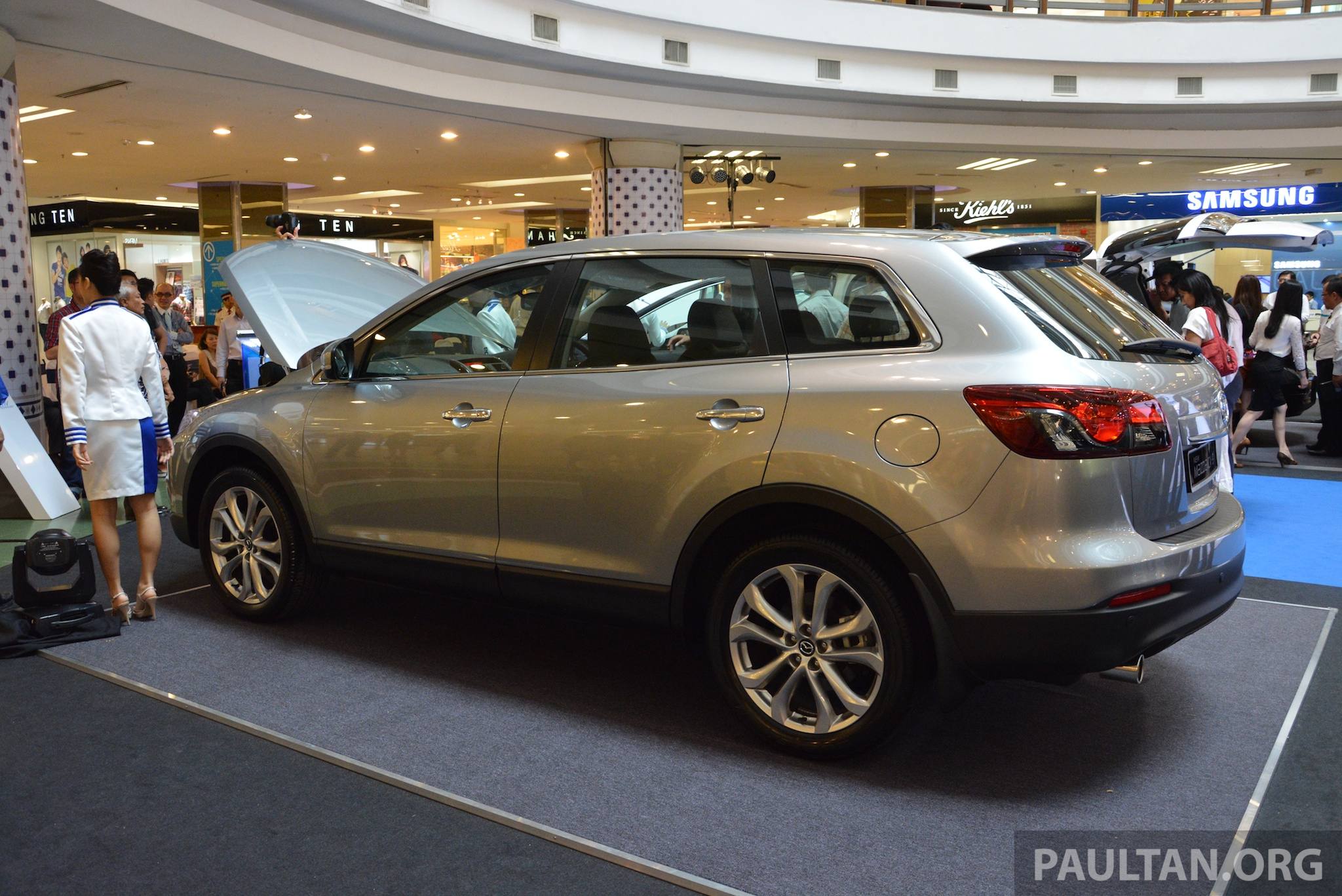 Cx 9 2017 >> Mazda CX-9 facelift launched – RM288k to RM328k Image 209295