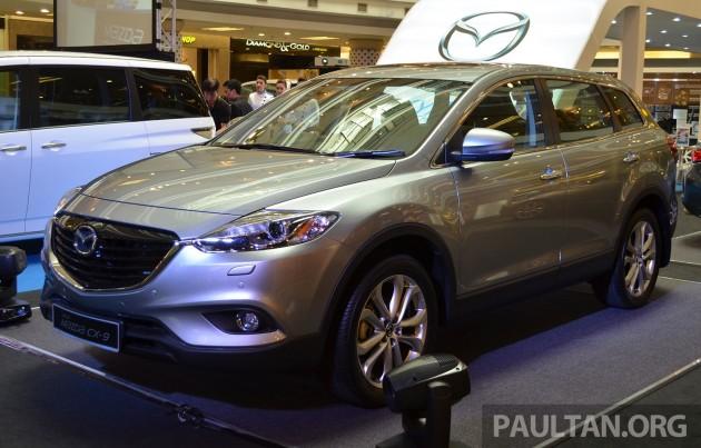 Mazda CX-9 Facelift-7