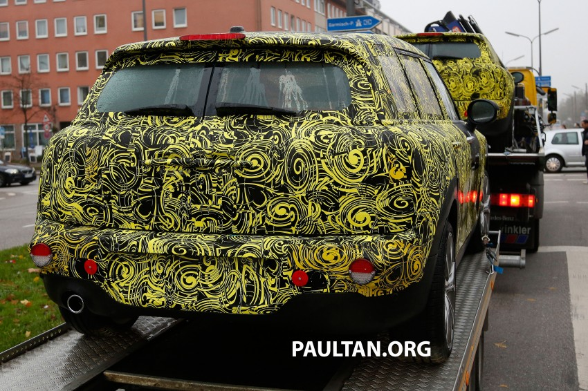 SPYSHOTS: Two new bodystyles for the MINI sighted Image #211523
