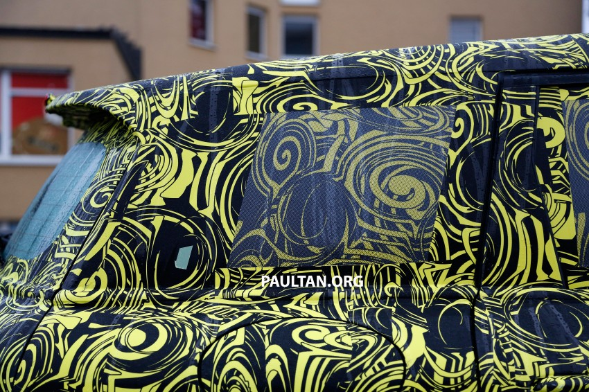 SPYSHOTS: Two new bodystyles for the MINI sighted Image #211518