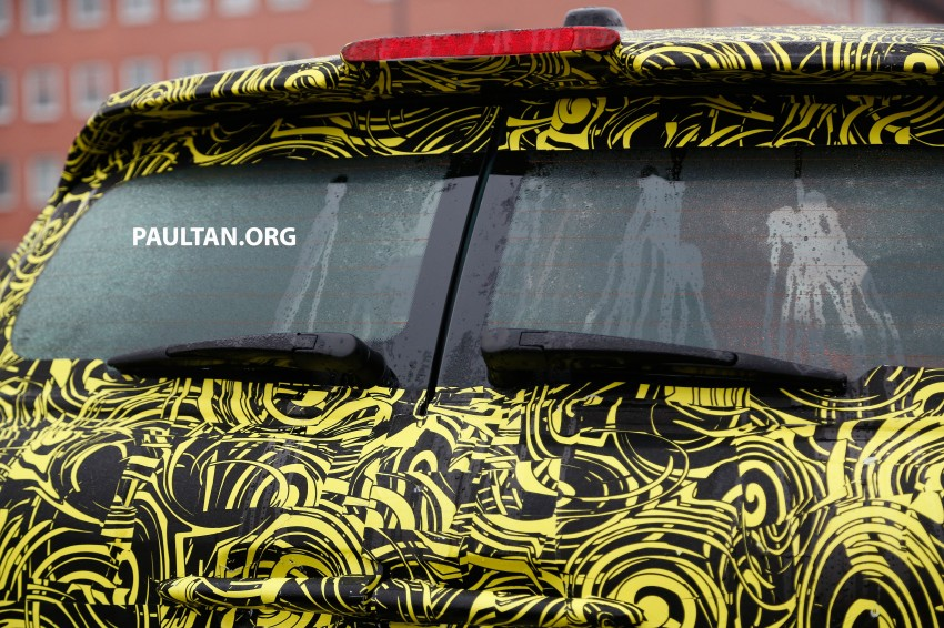 SPYSHOTS: Two new bodystyles for the MINI sighted Image #211519