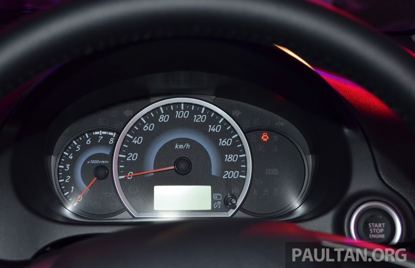 Mitsubishi Attrage launched in Malaysia, from RM59k Image #209097