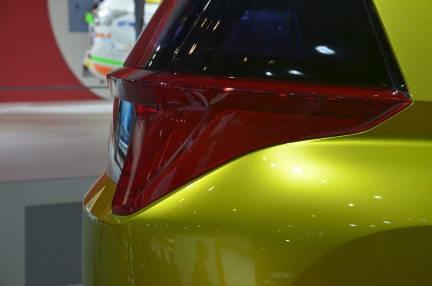 Tokyo 2013: Mitsubishi Concept AR previews new MPV Image #212846