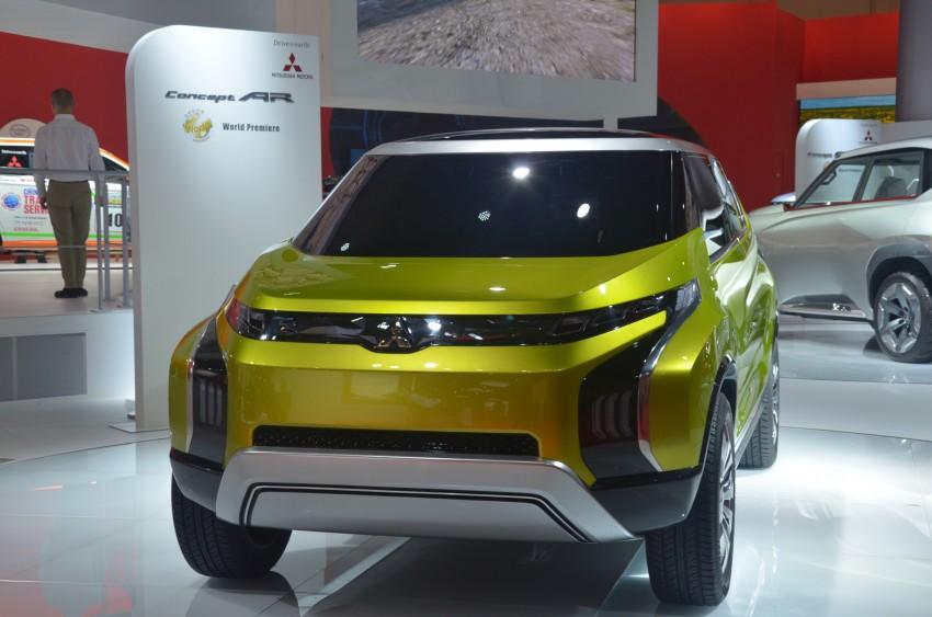 Tokyo 2013: Mitsubishi Concept AR previews new MPV Image #212849