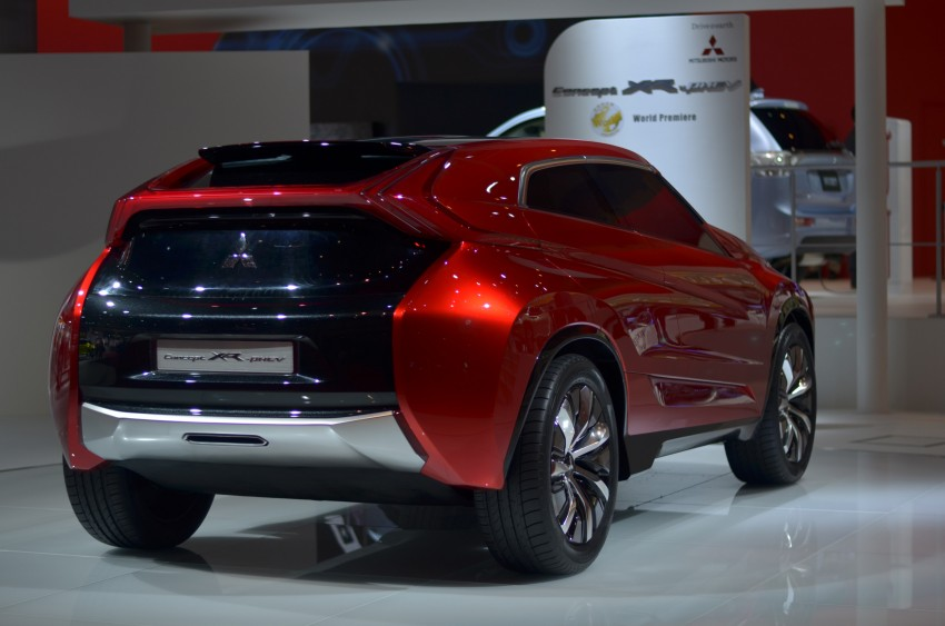 Tokyo 2013 – Mitsubishi Concept XR-PHEV Image #212816