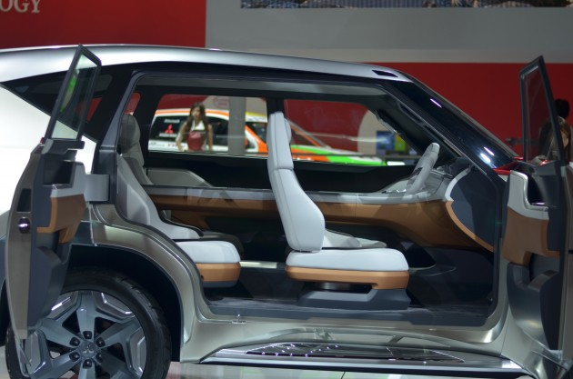 Mitsubishi Concept GC-PHEV 03