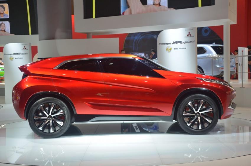 Tokyo 2013 – Mitsubishi Concept XR-PHEV Image #212811
