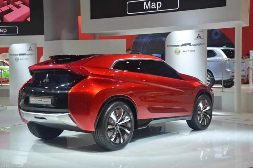 Tokyo 2013 – Mitsubishi Concept XR-PHEV Image #212812