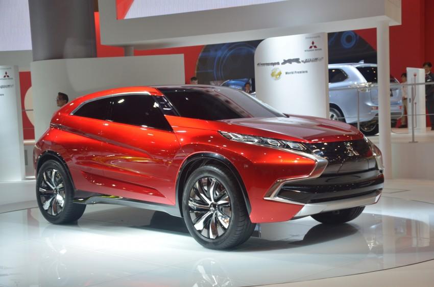 Tokyo 2013 – Mitsubishi Concept XR-PHEV Image #212814