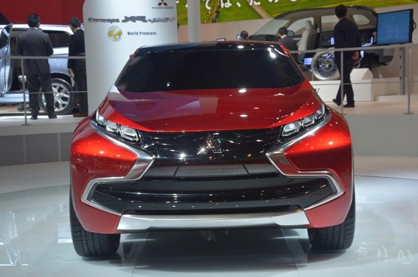Tokyo 2013 – Mitsubishi Concept XR-PHEV Image #212813