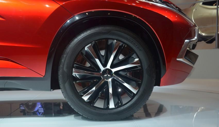 Tokyo 2013 – Mitsubishi Concept XR-PHEV Image #212810