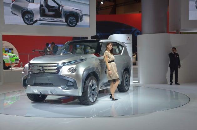 Mitsubishi Concept GC-PHEV 08