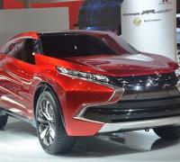 Mitsubishi Concept XR-PHEV 01