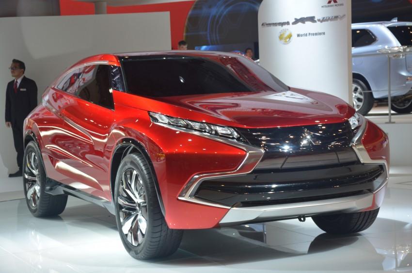 Tokyo 2013 – Mitsubishi Concept XR-PHEV Image #212815