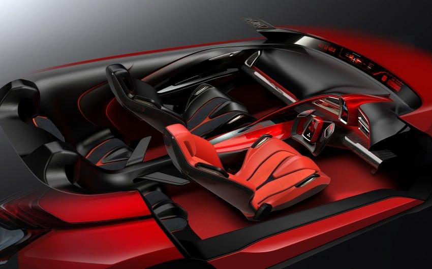 Tokyo 2013 – Mitsubishi Concept XR-PHEV Image #212817