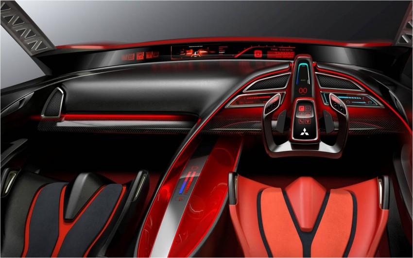 Tokyo 2013 – Mitsubishi Concept XR-PHEV Image #212818