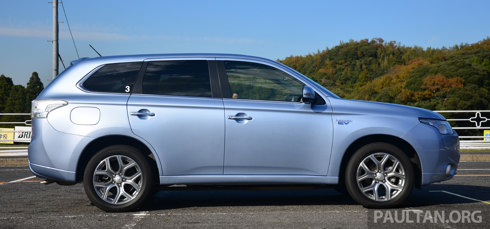 2018 Outlander Phev >> DRIVEN: Mitsubishi Outlander PHEV tested in Japan Paul Tan - Image 214689