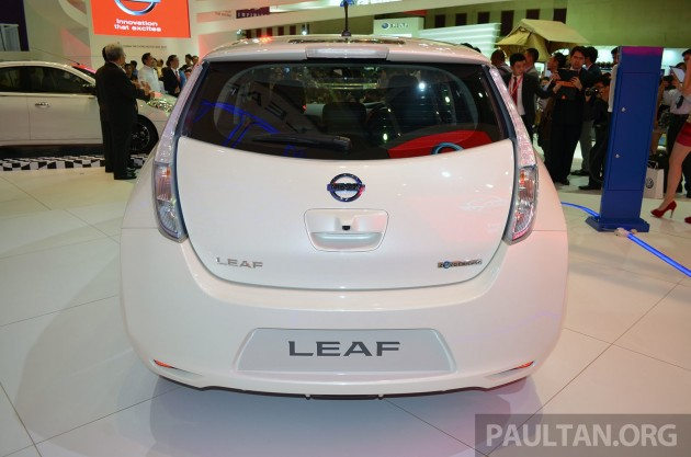 Nissan Leaf KLIMS-4