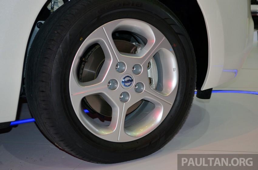 Nissan Leaf launched at KLIMS13, EV goes for RM169k Image #209755