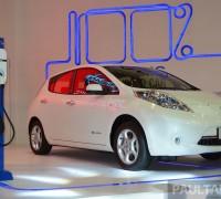Nissan Leaf KLIMS-9