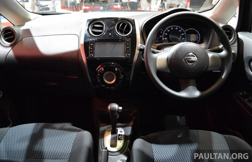 Nissan Note mini-MPV seen at KLIMS, coming soon? Image #210285