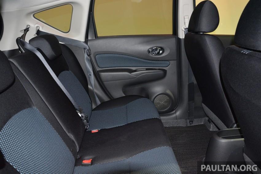Nissan Note mini-MPV seen at KLIMS, coming soon? Image #210294
