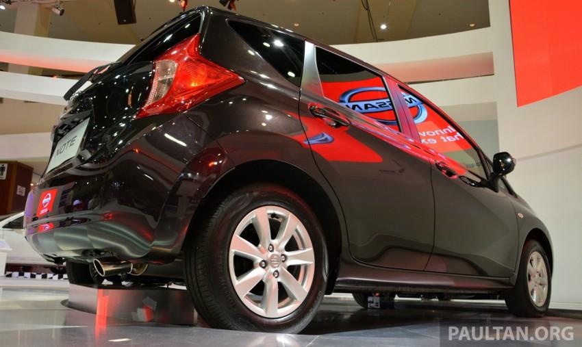 Nissan Note mini-MPV seen at KLIMS, coming soon? Image #210286