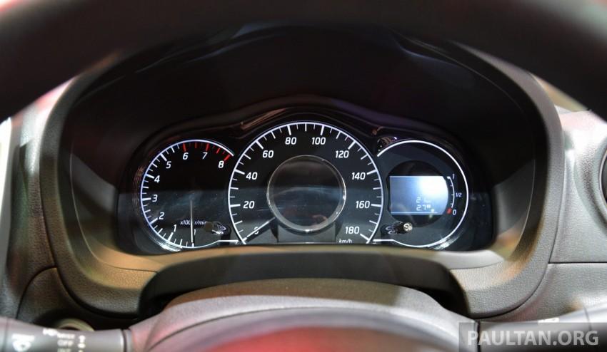 Nissan Note mini-MPV seen at KLIMS, coming soon? Image #210287