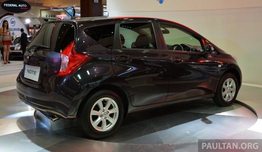 Nissan Note mini-MPV seen at KLIMS, coming soon? Image #210289