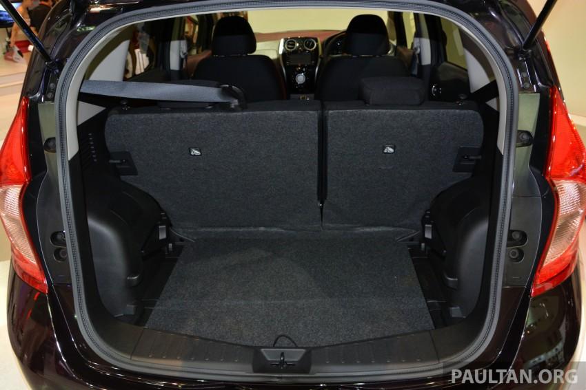 Nissan Note mini-MPV seen at KLIMS, coming soon? Image #210290