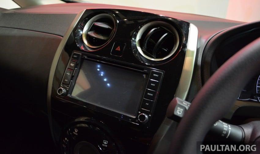 Nissan Note mini-MPV seen at KLIMS, coming soon? Image #210292