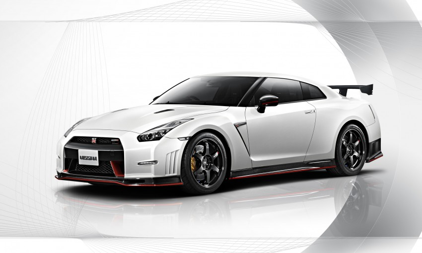 Nissan GT-R Nismo debuts – 600 hp, 7:08 'Ring time Image #211699