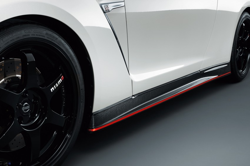Nissan GT-R Nismo debuts – 600 hp, 7:08 'Ring time Image #211704
