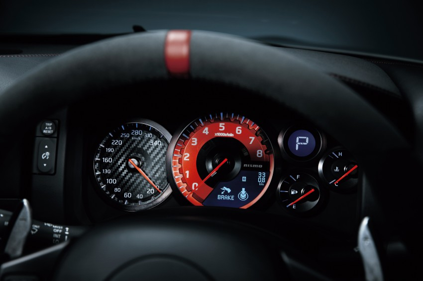 Nissan GT-R Nismo debuts – 600 hp, 7:08 'Ring time Image #211707