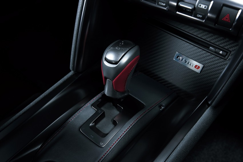 Nissan GT-R Nismo debuts – 600 hp, 7:08 'Ring time Image #211709