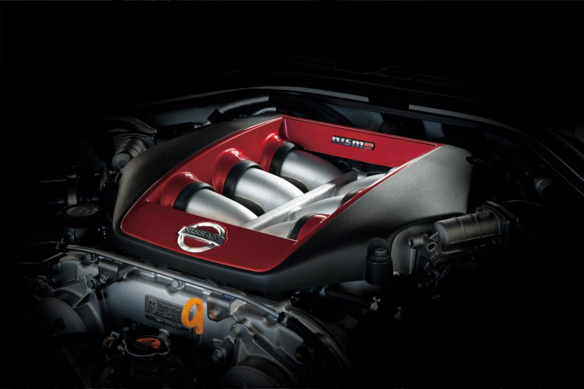 Nissan GT-R Nismo debuts – 600 hp, 7:08 'Ring time Image #211711